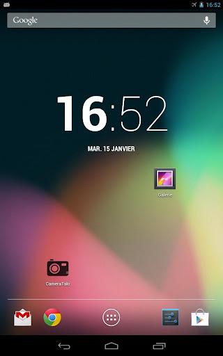 Nexus 7 CameraTakr