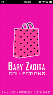 Baby Zaqira Collections OM4B - screenshot thumbnail