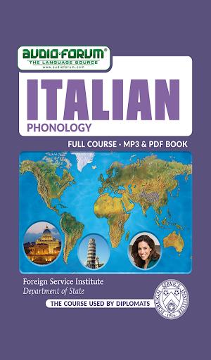 FSI Italian Phonology