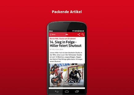 Blick - screenshot thumbnail