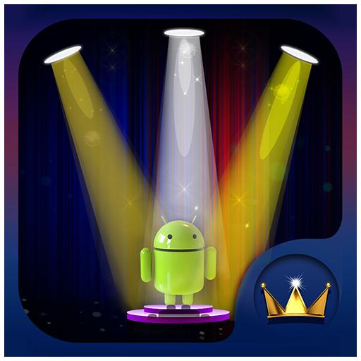 King Flashlight: LED Torch LOGO-APP點子