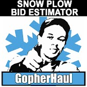 Snow Plow Bid Estimator