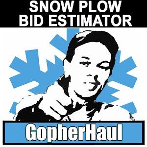 Snow Plow Bid Estimator 1.0 Icon