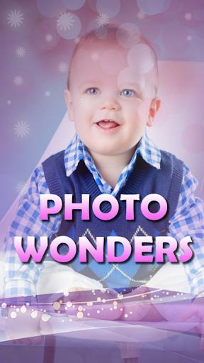 Photo Wonder Multicolor Effect