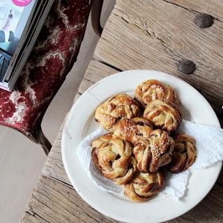Kanelbullar - Swedish Cinnamon Buns