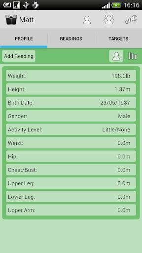Weight Loss Tracker Pro