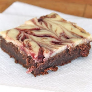 Gluten-Free Raspberry Cheesecake Brownies