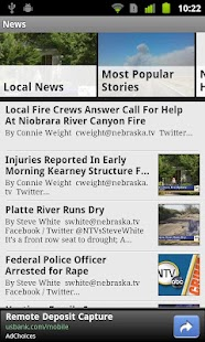 NTV News Mobile App - screenshot thumbnail