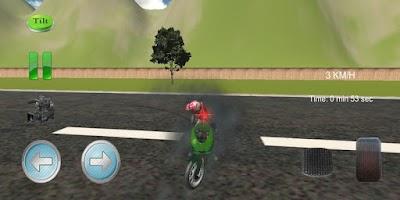 Screenshot of Moto Racing 3D Bike Ultimate