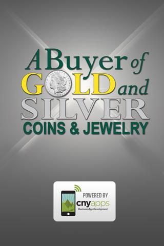 A Buyer of Gold and Silver