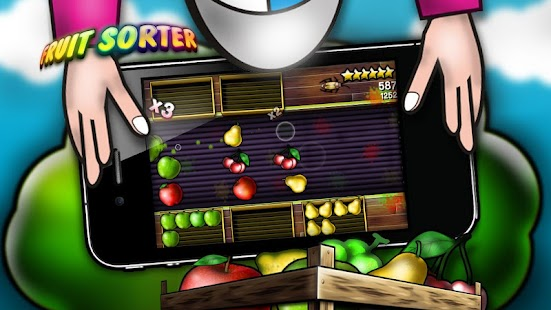 Fruit Sorter- screenshot thumbnail