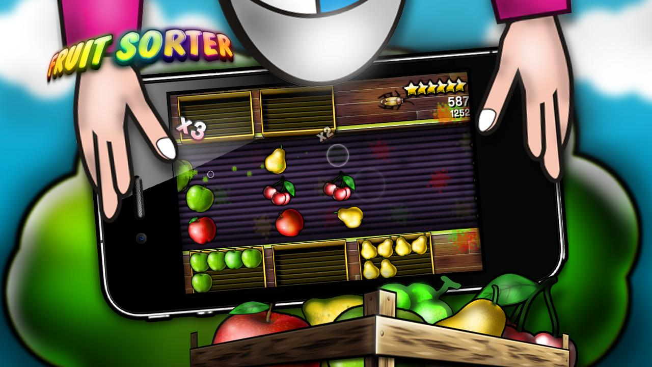 Fruit Sorter- screenshot