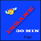 Insane 30 Min Logs
