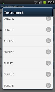 Forex pip calculator download