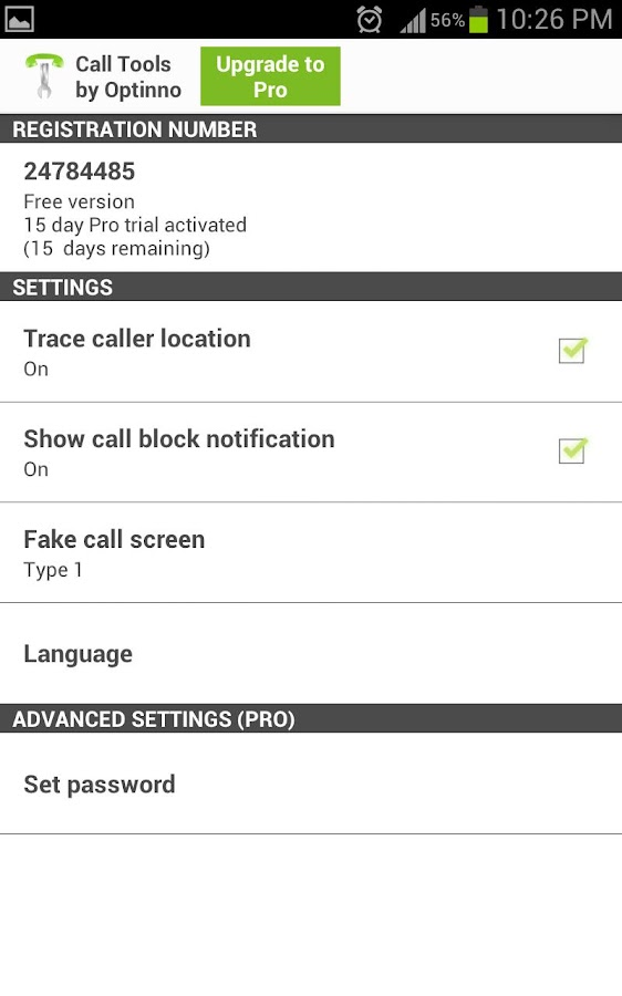 Call Blocker & more Tools- screenshot