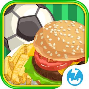 Restaurant Story: Soccer World