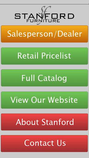 Stanford Furniture Sales App.