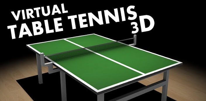 Virtual Table Tennis 3D Pro apk