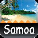 Samoa Offline Map Travel Guide