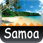 Samoa Offline Map Travel Guide icon
