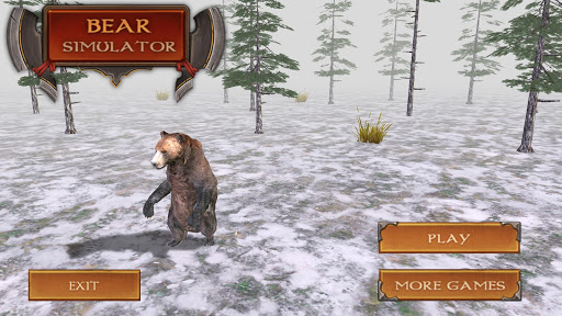 Bear Forest 3D Simulator