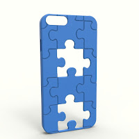 Iphone 6 Missing Piece Case