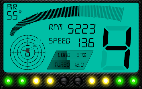 RacingMeter for Torque Pro - screenshot thumbnail