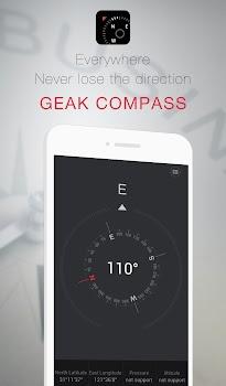 GEAK Compass