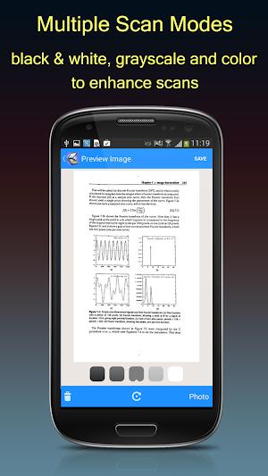 12 Fast Scanner : Free PDF Scan App screenshot
