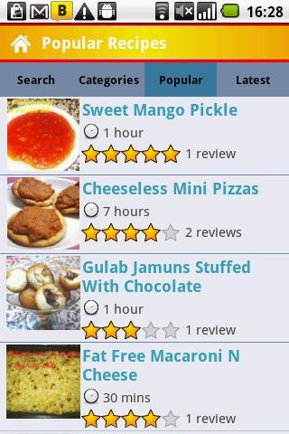 Nitu Didi Recipes- screenshot