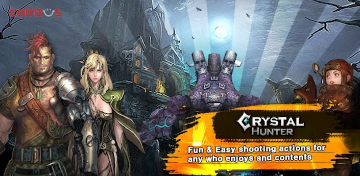 Crystal Hunter apk