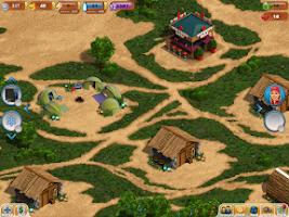 Screenshot of Fishing Paradise 3D Free+