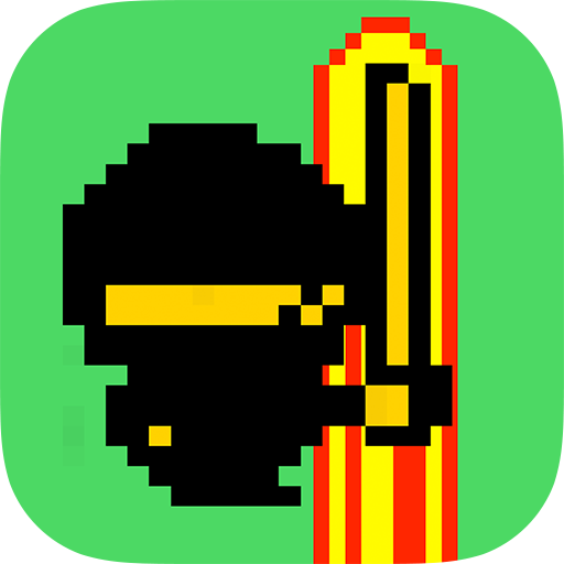 Iron Hand: Angry Ninja 動作 LOGO-玩APPs