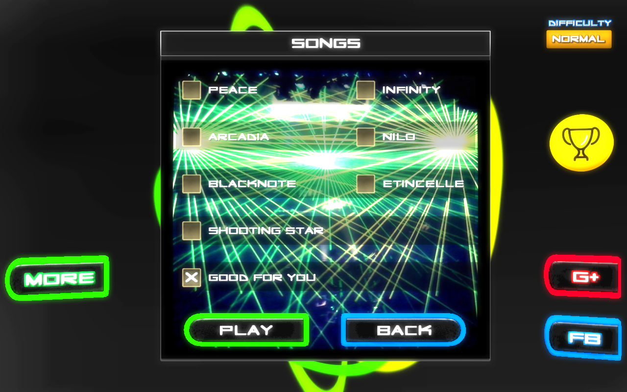 Trance guitar music legends android apps on google play for Google terance