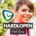 Hardlopen met Evy icon