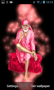 Sai Baba Live Wallpaper - screenshot thumbnail