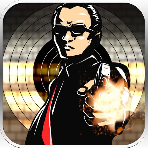 TAP SHOOTER LOGO-APP點子