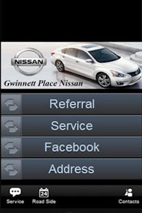 Gwinnett Place Nissan - screenshot thumbnail