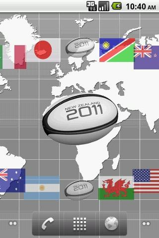 World Rugby NZ 2011 LIVE WP - screenshot