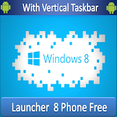 Launcher 8 Windows Theme Free
