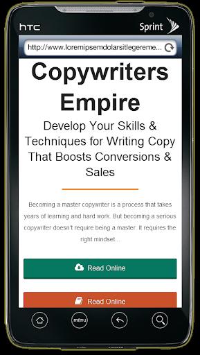 Copywriter's Empire