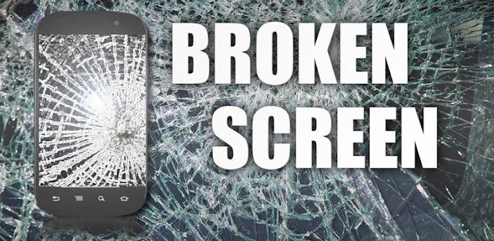 Tela quebrada