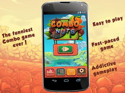 Combo Nuts- screenshot thumbnail