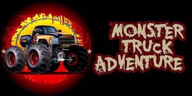 Monster Truck Crazy Adventure