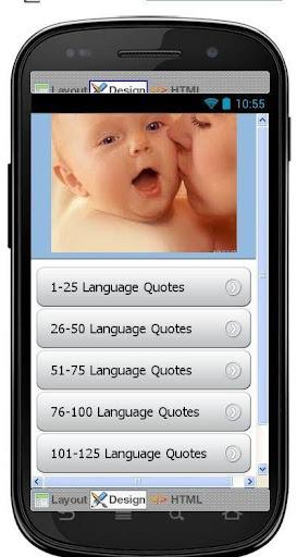Best Language Quotes