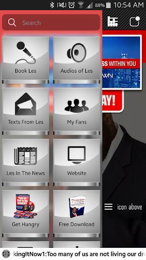 OFFICIAL Les Brown App