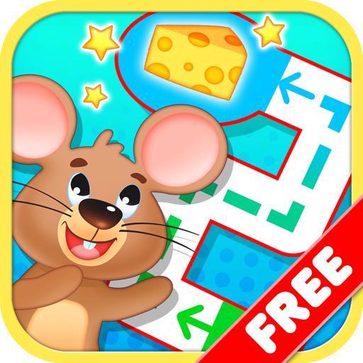 幼儿迷宫 123 免费版 教育 App LOGO-APP開箱王