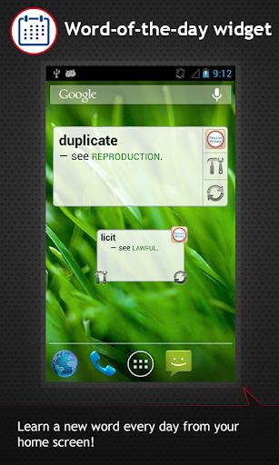 【免費書籍App】Synonyms and Antonyms dict.-APP點子