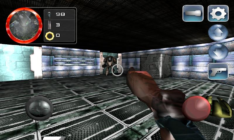 Dark Area 2 lite - screenshot