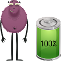 Monsters Battery Widget icon